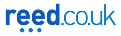 reed.co.uk logo