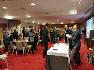 take off event 2019 - apprenticeship certificates with james reed