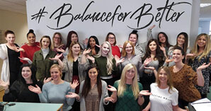 balance for better photo of staff at reed northampton for careers website