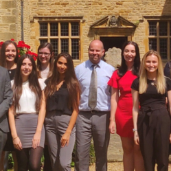 undergraduate placement year - 2019 intake with Matt Heather at the Reed Business School