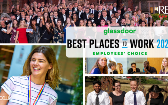 Best Places to Work 2020 - REED named a best place to work