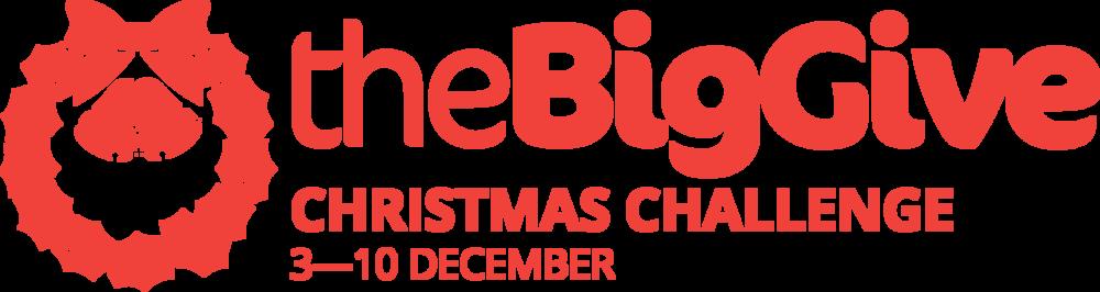 Big Give Christmas Challenge 2019 logo