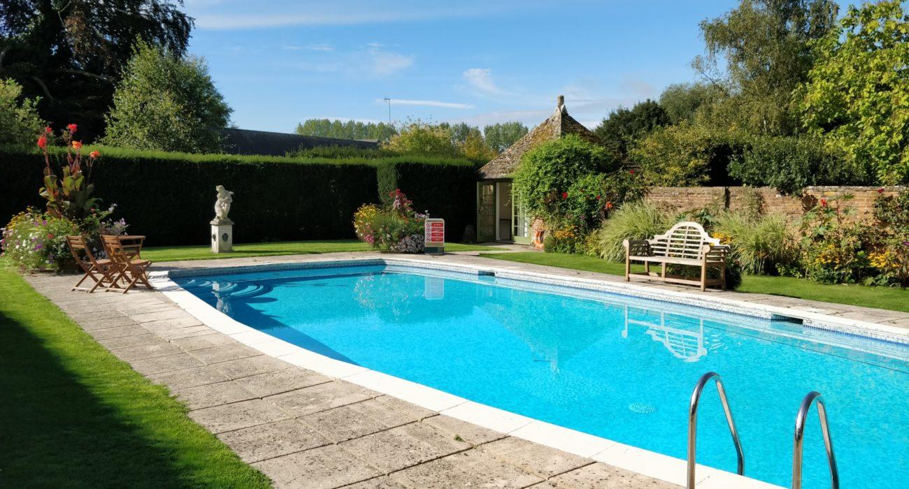 Business School swimming pool