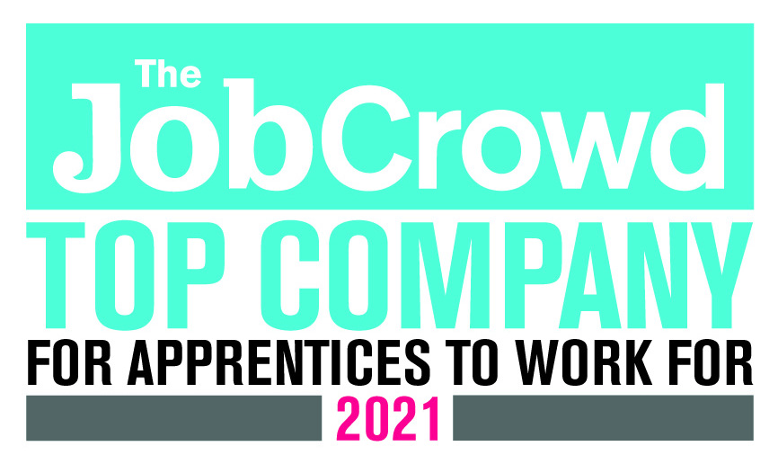 Job crowd 2021 apprentices top companies to work fors