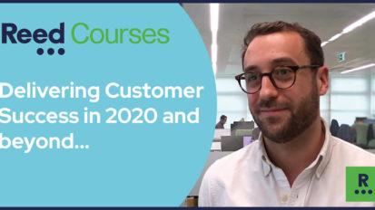 Courses delivering customer success blog