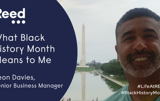 Blog Image - Leon Davies what BHM means UPDATED