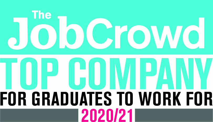 Job Crowd top company for graduates to work for 2020/21