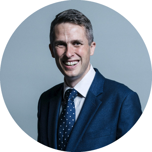 The Rt Hon Gavin Williamson MP, Secretary of State for Education - top apprenticeship employer blog