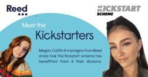 meet the kickstarters - kickstart scheme blog at Reed