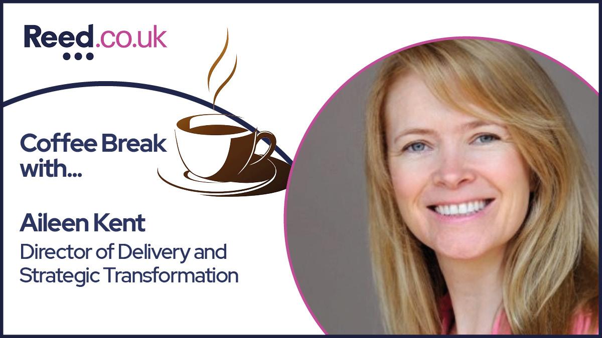 Coffee Break with Aileen Kent