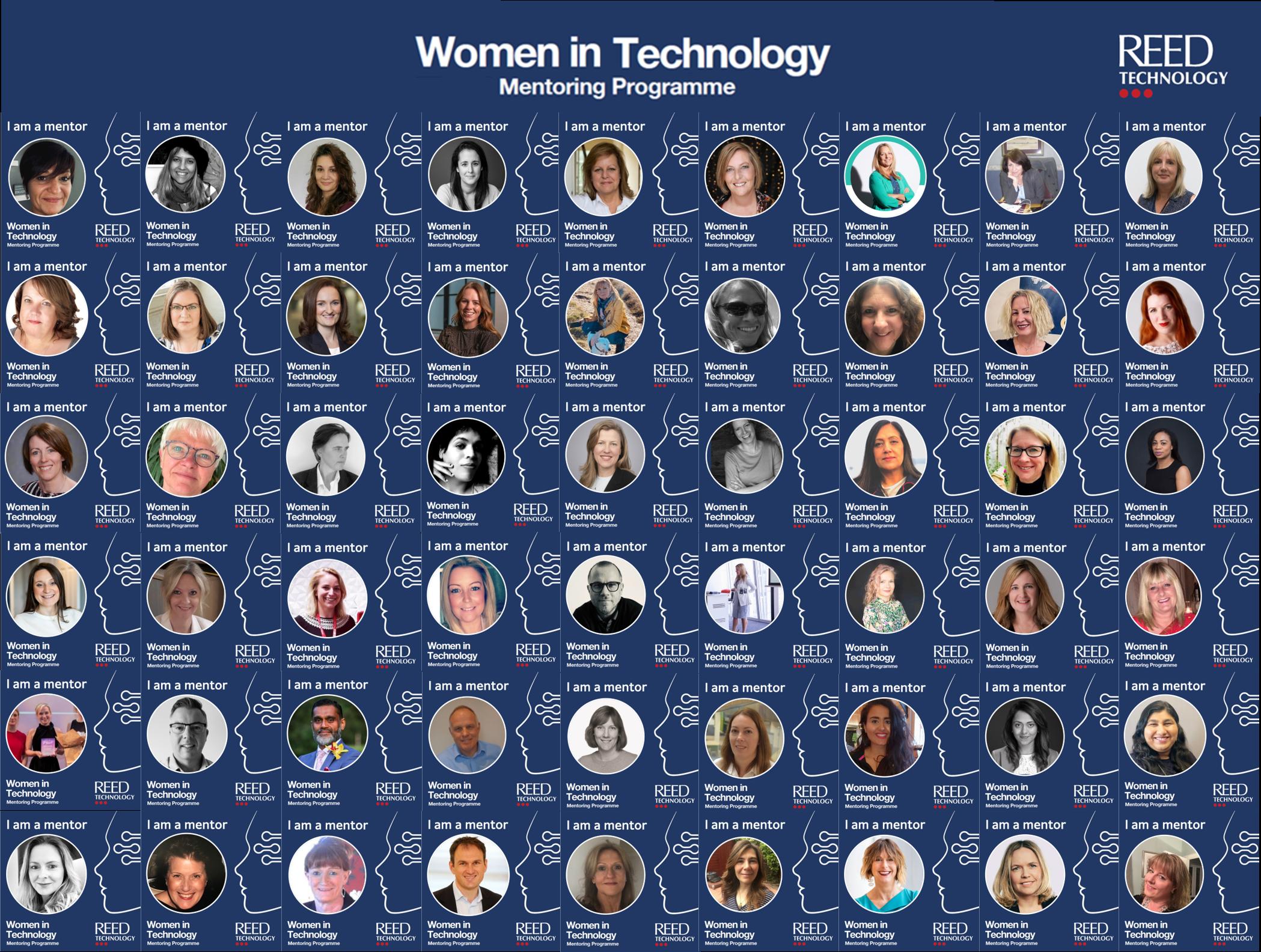 Mentor Graphic - women in tech
