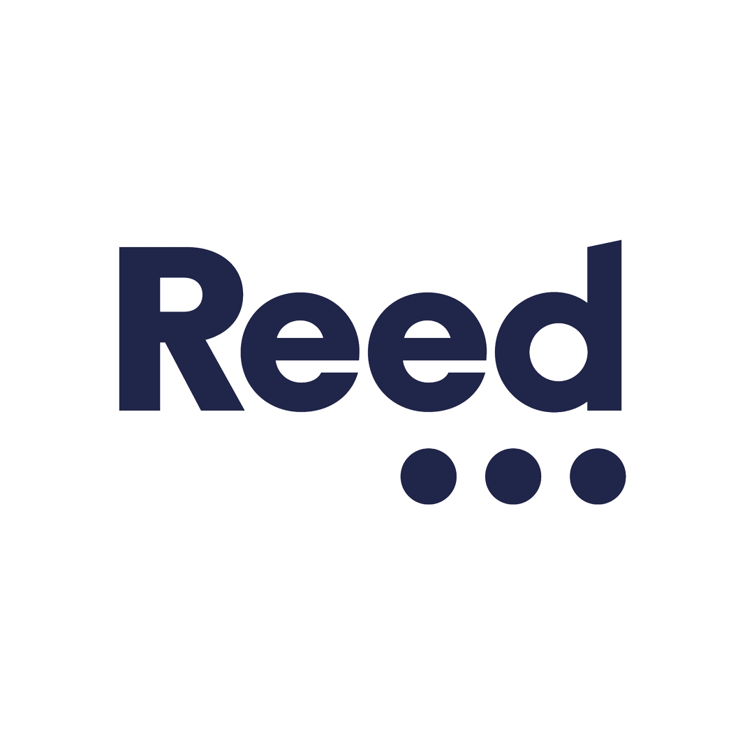 Reed logo new blue - squared