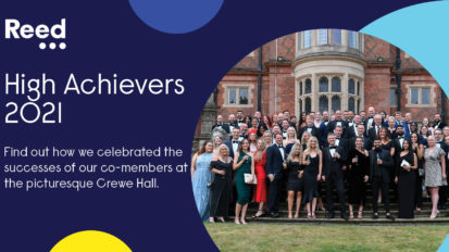 High Achievers 2021 Blog - careers at Reed
