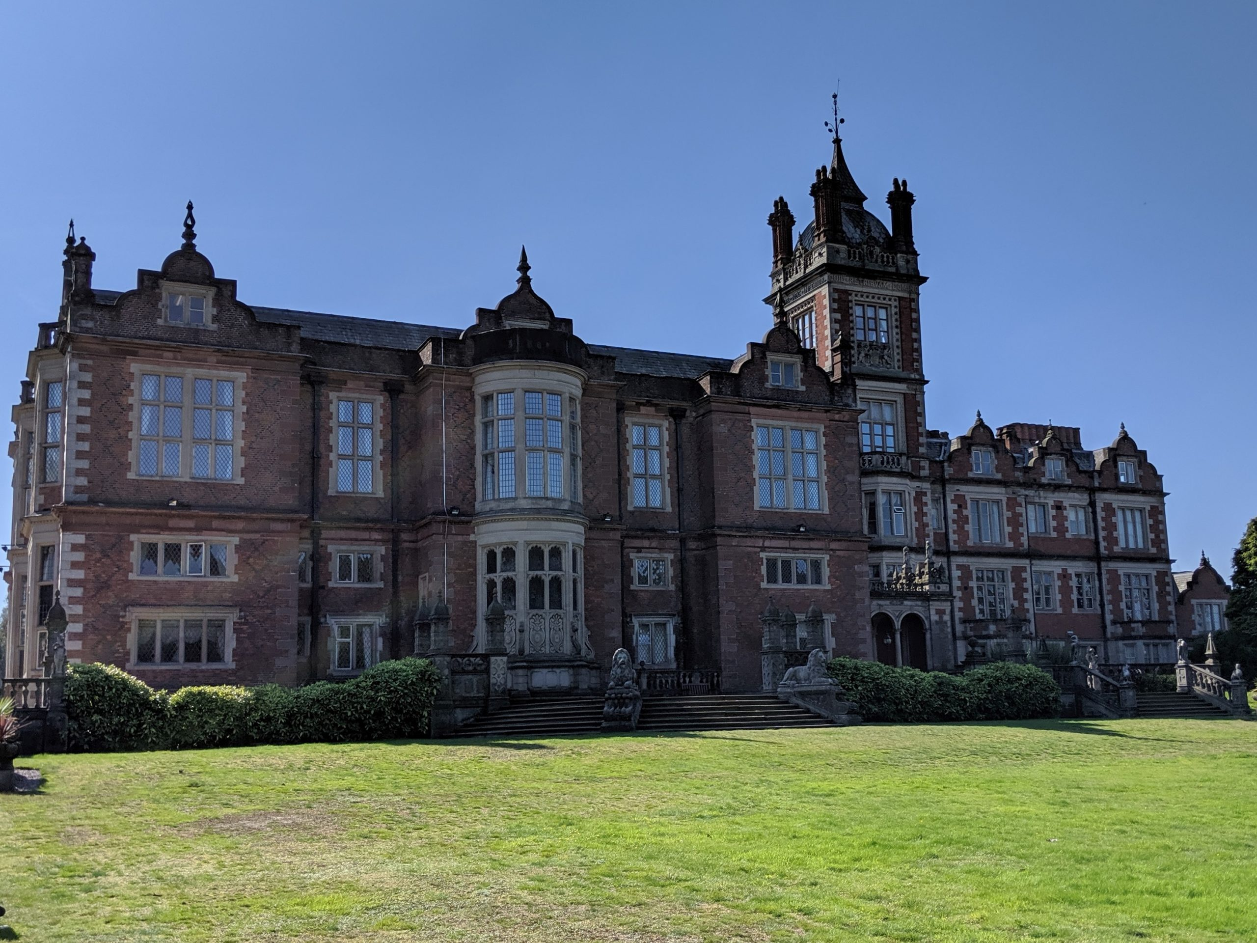 crewe hall high achievers event location